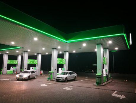 ООО «ЛЕД-ЭФФЕКТ» — Новый концепт комплексного энергоэффективного освещения сети заправок